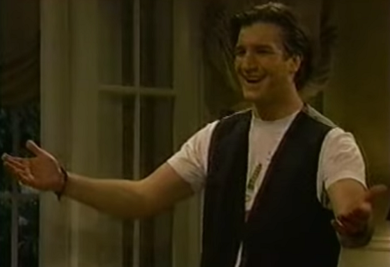 "21 years ago today on #OLTL: ""The part of Joey Buchanan is being played by @NathanFillion."" http://t.co/8Lvid2UdWv http://t.co/WgQ880hPeh"