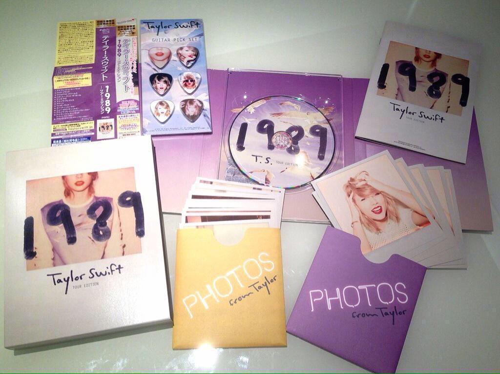 Taylor Swift News On Twitter New 1989 Tour Edition Merch Pack In Japan Buy It Here Http T Co Qwnjdrwigi Http T Co Nav5cbkvf3