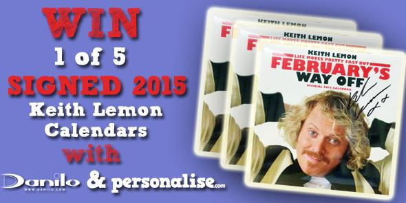 RT @PersonaliseCom: Celebrating @lemontwittor's bday this wk, Personalise & @CalendarsUK have 5 SIGNED Calendars to WIN.FLW & RT by 6 May h…