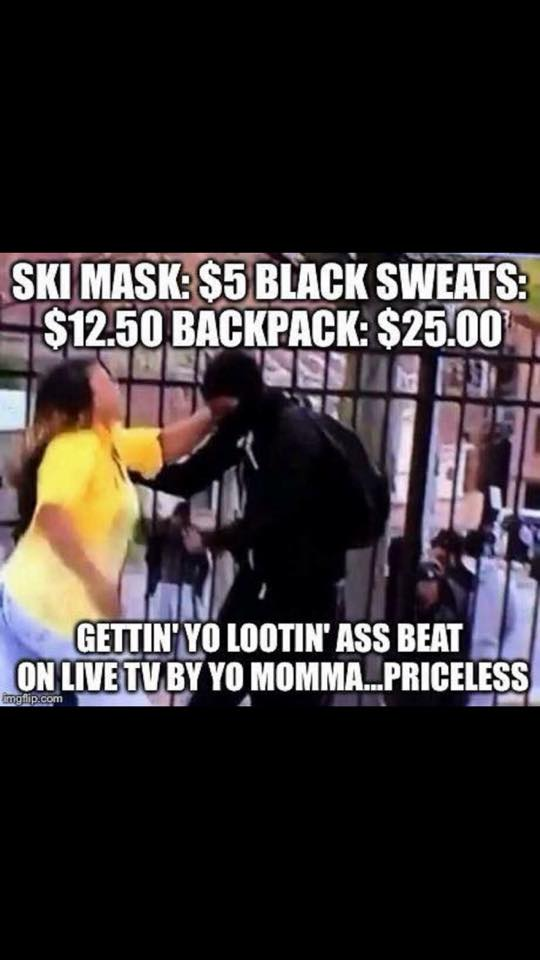 """@YoungBLKRepub: This Momma more famous than anyone else from Baltimore. #BaltimoreUprising http://t.co/RKFxmVhw6P"" she showed whose boss"