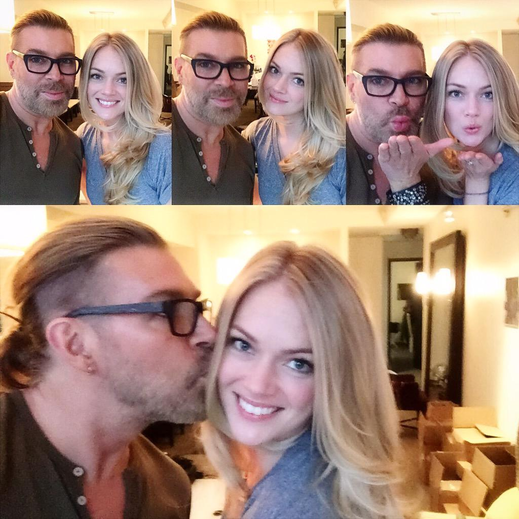 """RT @CHAZDEAN: Don't miss my """"Angel"""" @LindzEllingson debut on @QVC  @ShawnQVC  Shawn's Beauty Secrets 6pm PST. / 9pm EST. #WENGirl http://t.…"""