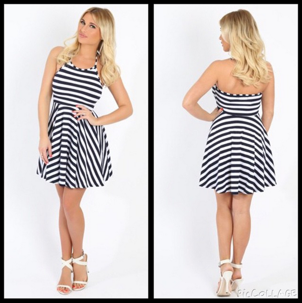 In LOVE with this halter neck summer dress! #musthave x http://t.co/c1fg0sMjaI http://t.co/LB1i5VHQ3K