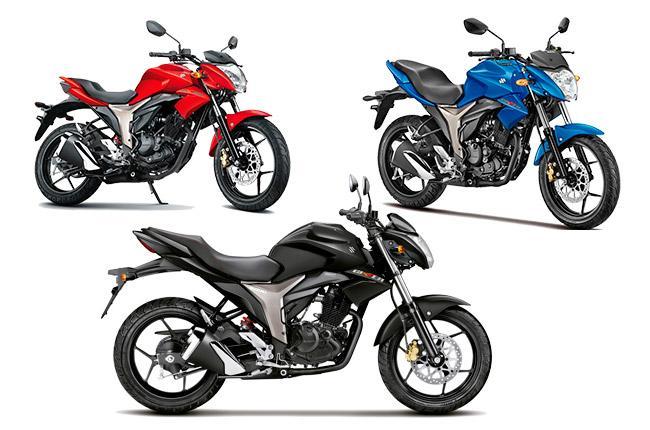 MOTORCYCLE INFO: Suzuki Gixxer 150