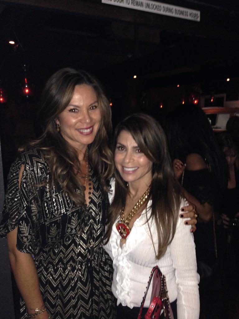 REALLY had a great time at the 2015 Dancers Reunion.. here's a pic of me and Mia Togo :)) xoP http://t.co/GTJce9Q2e8