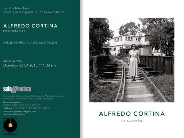 """La exposición de fotografía """"Alfredo Cortina"""" se expone en la @sala_mendoza  hasta el #04jul http://t.co/UfZERCFaTa http://t.co/Ian4eMBa4i"""
