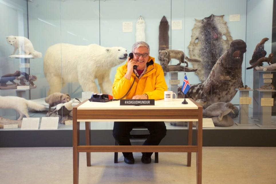Ask Gudmundur:Iceland's Human powered search engine: http://t.co/betb9WDh5a it's a common first name there. via @PSFK http://t.co/5pfNu8V3ud