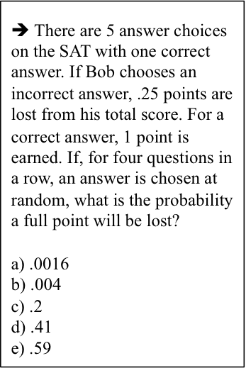 Help with an SAT practice question?