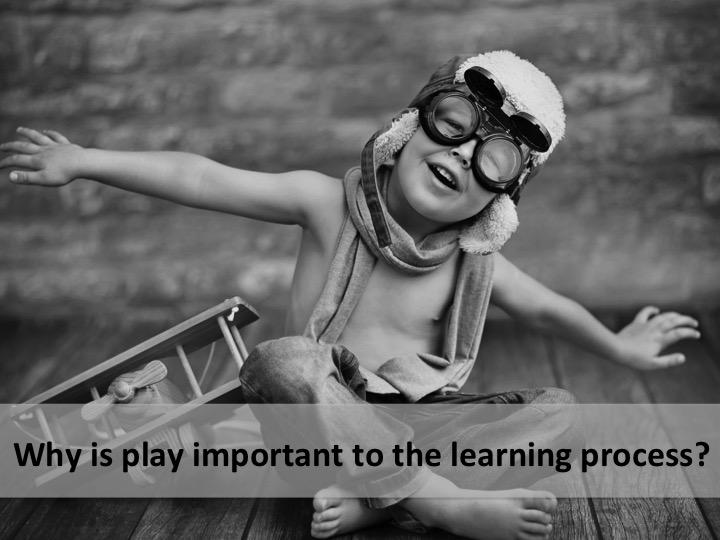 Q1: Why is play important to the learning process? #profchat http://t.co/2TZKF69fp3