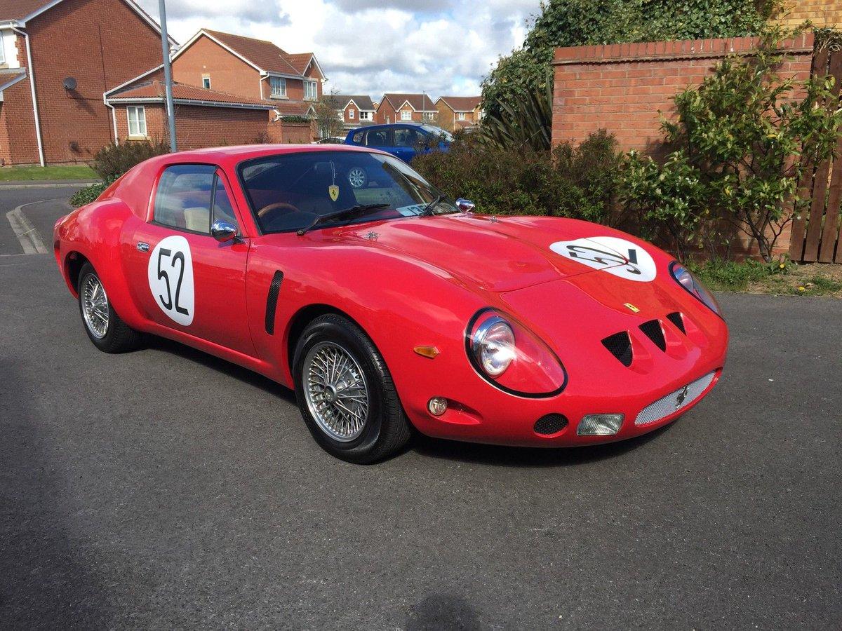 Project Cars Uk On Twitter Tribute Ferrari 250 Gto Replica