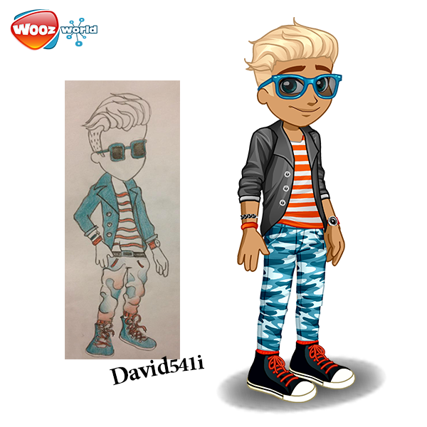 Don't worry guys, we got some Woozen-designed threads for you like david541i's powerful spring outfit! http://t.co/dUnIo4c6SG