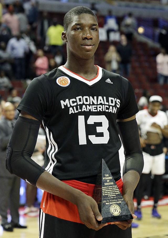 Big man Cheick Diallo picks Kansas http://t.co/JtPxlI9iRy #kubball http://t.co/PNOUefDc9Z