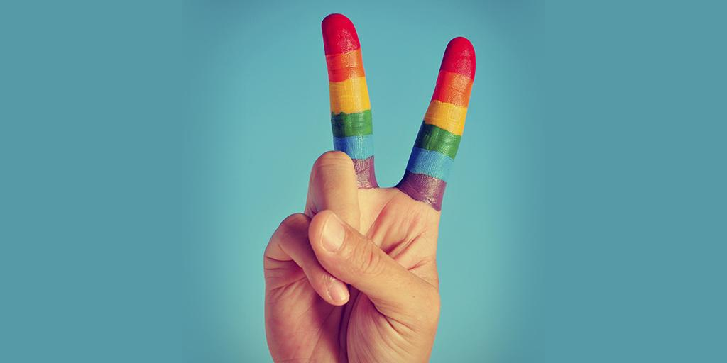 Standing up for #equality since 1969. #lovecantwait #marriageequality #SCOTUS http://t.co/0ZJ1aus5dW http://t.co/v6VKuTuKvZ