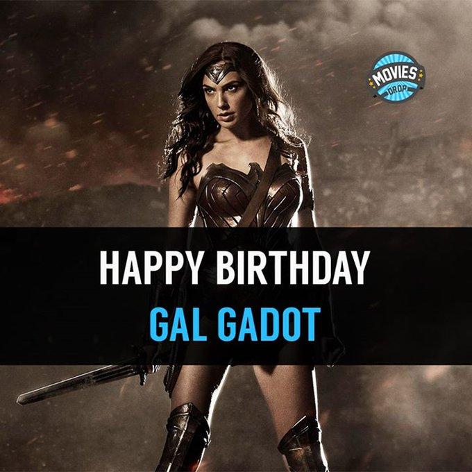 Happy Birthday Wonder Woman Quotes: Gal Gadot's Birthday Celebration