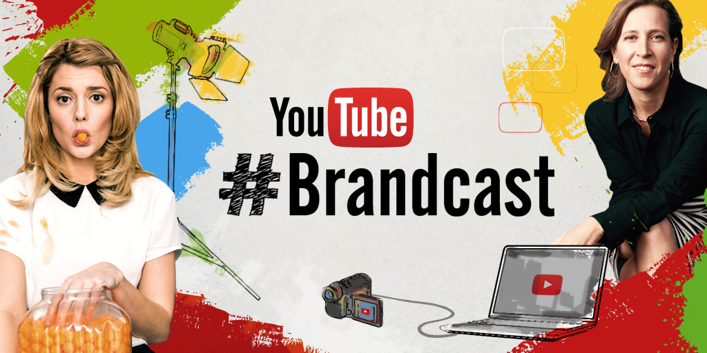 Who's coming to @YouTube's #Brandcast tomorrow? See you there. #NewFronts http://t.co/2136q3kYQ1