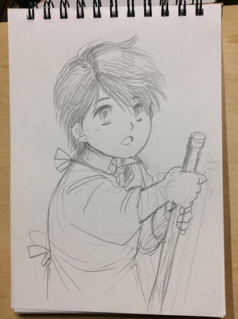 【RT歓迎!プロフ参照後】そういえば手のり石岡君、しばらく描いてないな〜 #天才探偵ミタライ続編希望 #天才探偵ミタライ #fujitv http://t.co/FBHTCwJGeD
