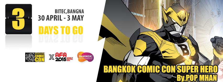 Gameloft ชวนแฟนๆเที่ยวงาน Bangkok Comic Con 2015 สถานที่ไบเทคบางนา ดูรายละเอียดของงานกันได้เลย http://t.co/OURH6DULYl http://t.co/lNTzhDXxwH