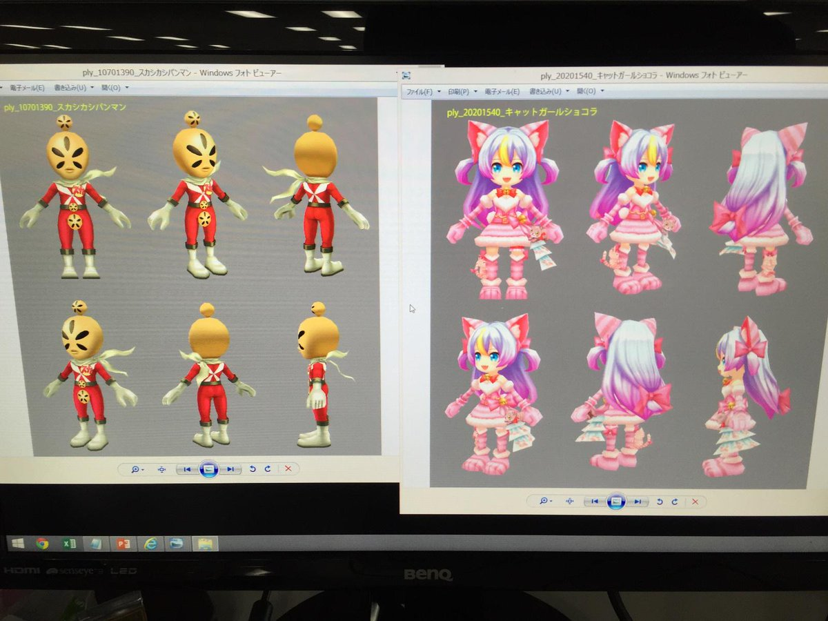 【白猫】しょこたんコラボキャラ「ショコラ」と「スカシカシパンマン」のSD画像が公開!【プロジェクト】