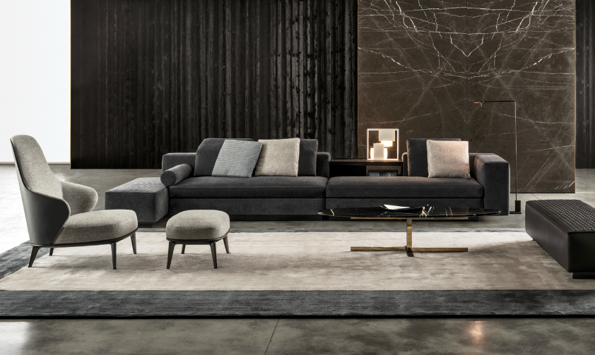 minotti london on twitter minotti 2015 the yang sofa. Black Bedroom Furniture Sets. Home Design Ideas