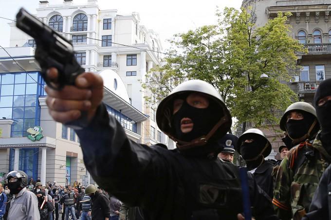 Россия предъявила обвинения похищенному ею эстонскому полицейскому - Цензор.НЕТ 3633