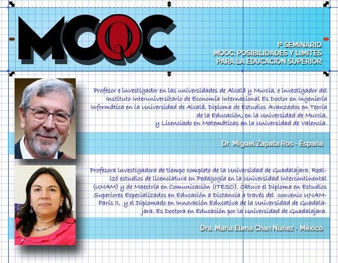 11y12/05 #1ºSeminarioMOOC en la @UNQoficial + INFO: http://t.co/DPwgPFZukR @Posgrado_UNQ @EditorialUNQ @LozanoMarioE http://t.co/9SrGAClRiO