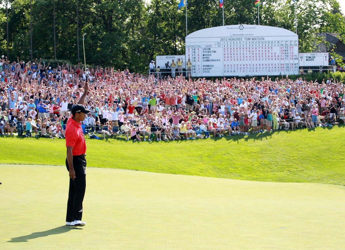 FIELD UPDATE: @TigerWoods has officially announced his commitment to play in #theMemorial. http://t.co/oLSsFCeBlM http://t.co/Km9NXFtbAQ