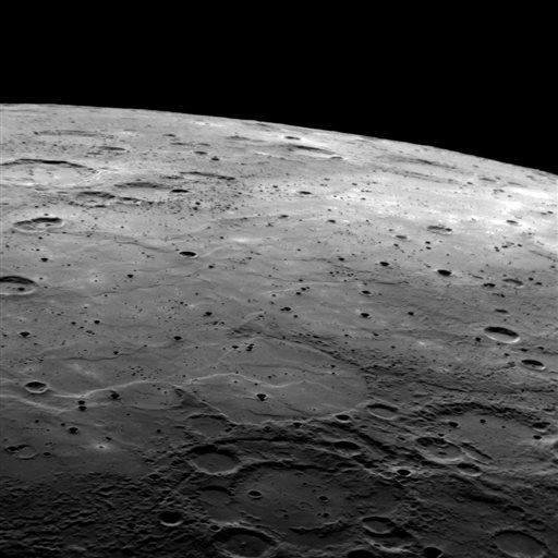 Mercurio e Messenger, un amore durato 4 anni in orbita