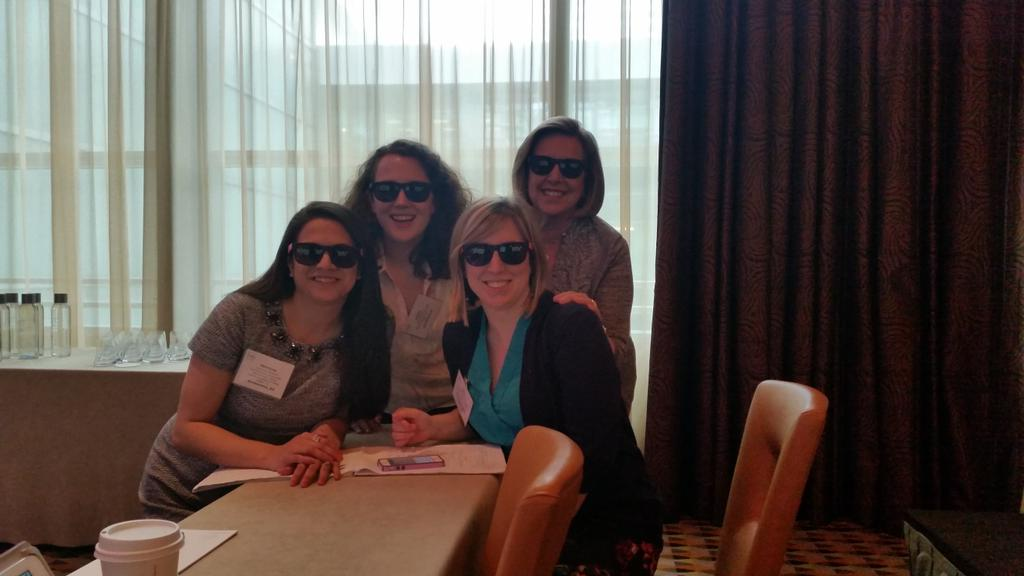 Let's get this party started! #casesmc http://t.co/9HLQQysE1n