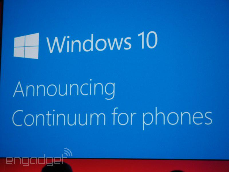 Continuum smooths use of Office apps on Windows Phone with a monitor, keyboard and mouse: