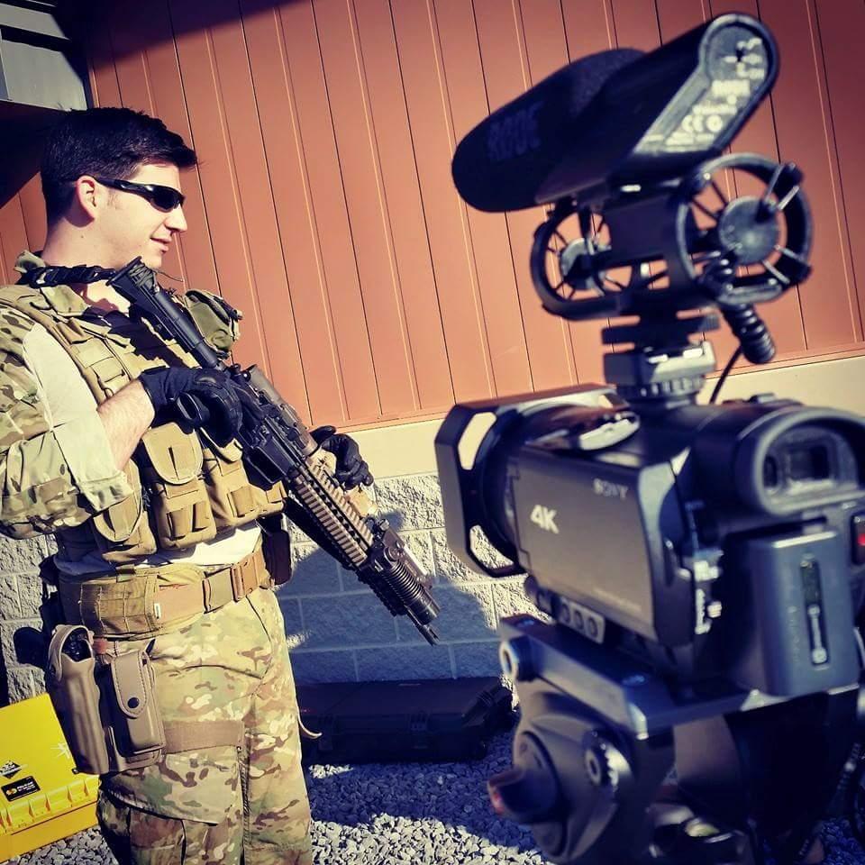 Us army cqb training Manual