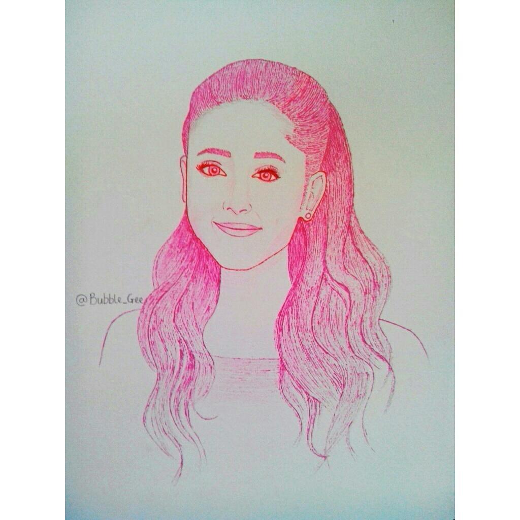 Ariana grande and artistiq