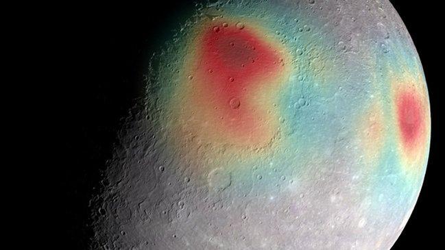 Le ultime immagini della Sonda Messenger da Mercurio dopo 11 anni