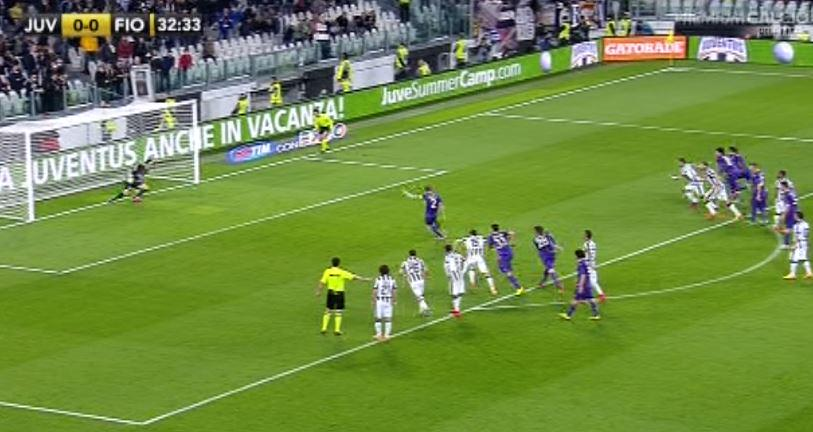 Juventus-Fiorentina Video Moviola