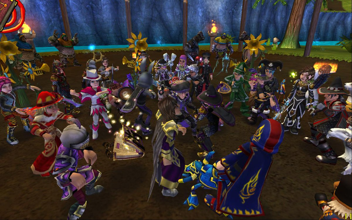 Wizard101 - April 2015 - GameScoops - Your Games Feed