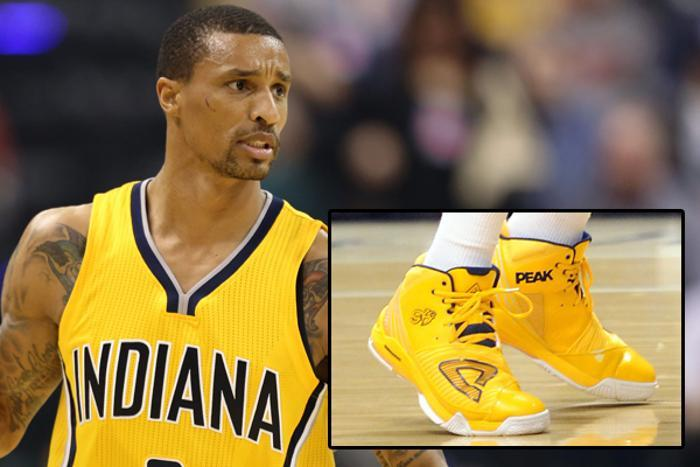 Basketball Players That Have Their Own Shoes