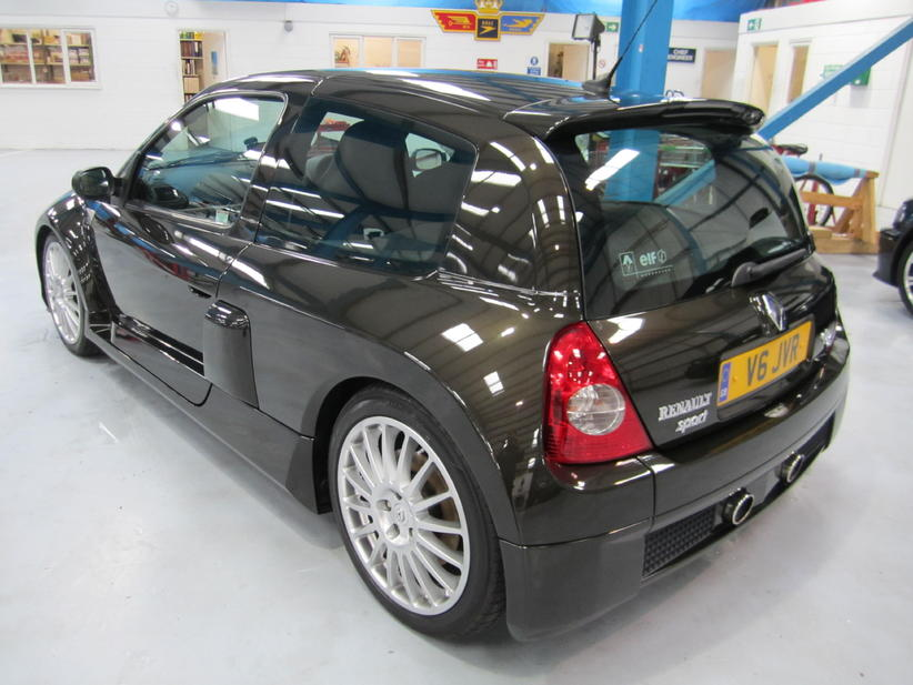 Classic Performance On Twitter Rare Renault Clio V6 Phase 2 With