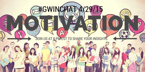 Don't forget #gwinchat tonight at 8! @maryelenderwest @smauney0523 @tammyleega @ms_storey @misspelsor http://t.co/VtGKWbf7dE