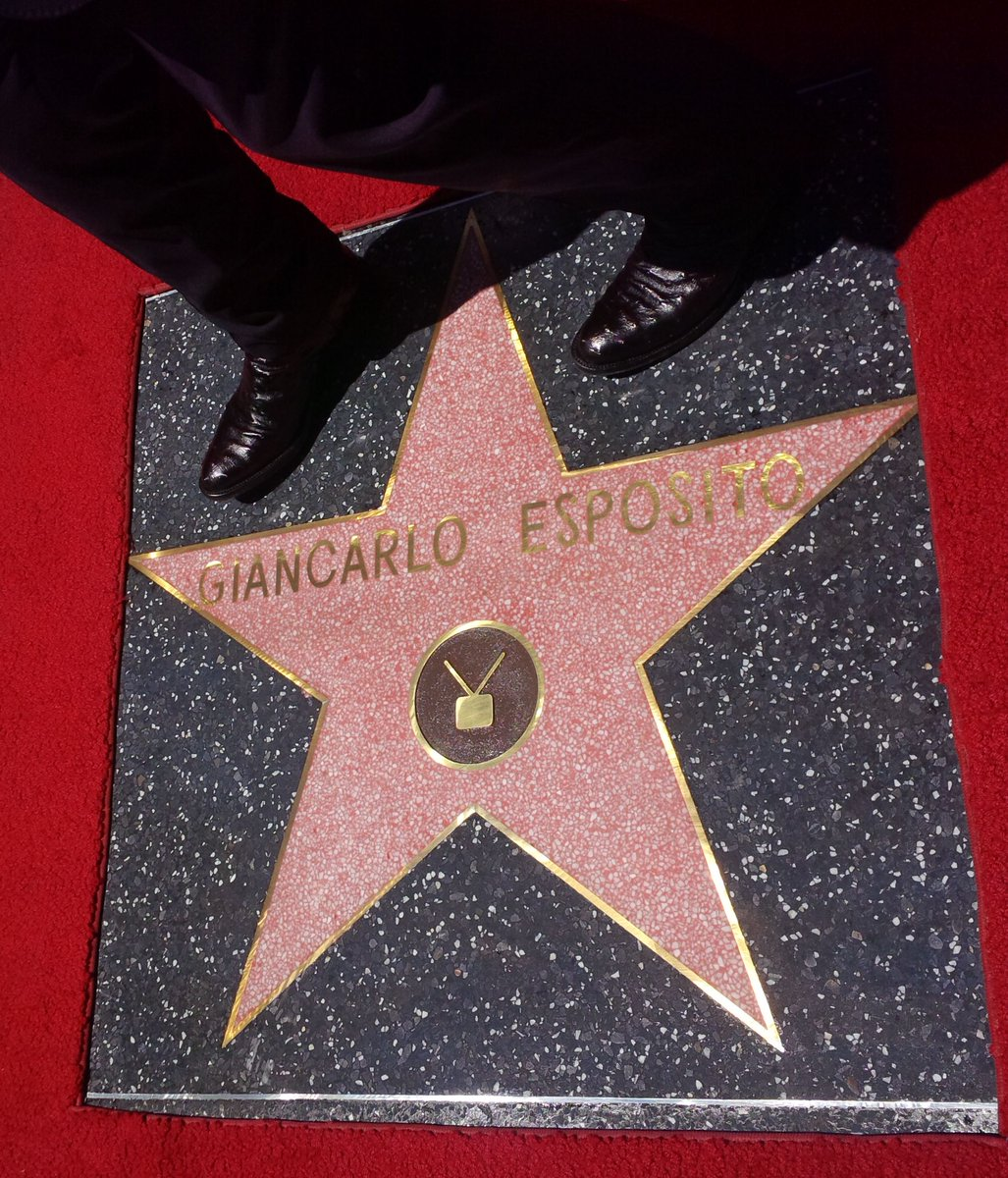 Hey @quiethandfilms! Look where we all were 1 year ago today! #HollywoodWalkofFame #Star https://t.co/6XLZXdPwgg http://t.co/zrFKCk6Y3G
