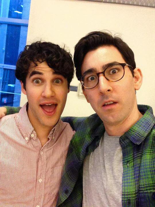 Happy Opening #hedwig! @DarrenCriss @HedwigOnBway