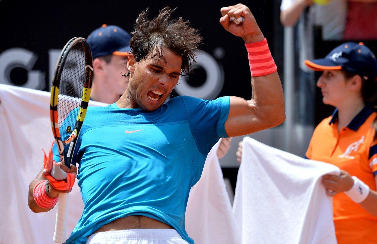 Tennis Roma 2015: Djokovic-Nishikori Nadal-Wawrinka in diretta tv streaming su Sky