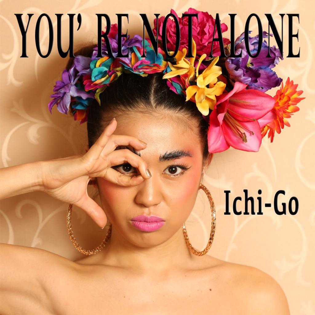 【激拡散/激DL希望‼︎】 Ichi-Go『You're Not Alone』 遂に!iTunesにて 配信開始致しましたー‼︎ みなさん是非聴いて下さい!  DLはこちら↓ https://t.co/A4G5lnqAg0 http://t.co/eyLNFN92OL