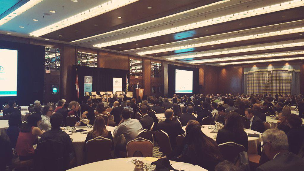 HAPPENING NOW: Our opening plenary session Renewable Energy Global Status Update and Trends. #REcities #Vancouver http://t.co/hAKF6AiCk0