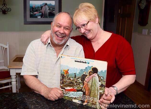 Woodstock'ın efsane fotoğrafındaki çift; Nick ve Bobbi Ercoline. Bugün hala birlikteler. Duygu patlaması