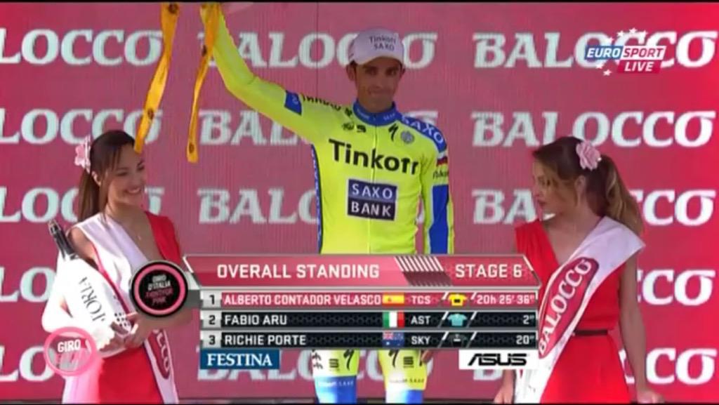 DIRETTA TV Giro d'Italia 7a tappa: partenza Grosseto arrivo Fiuggi, orari Streaming Rai Sport oggi 15 maggio 2015