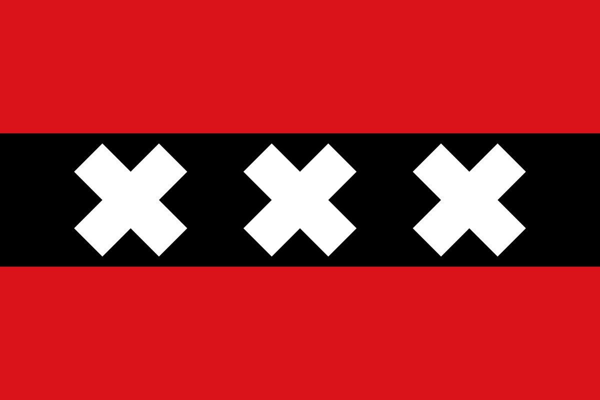 ted talks on twitter why amsterdam has the most badass city flag