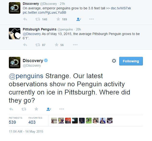 Penguins...  - Page 2 CE-xFH3UgAAiCbH