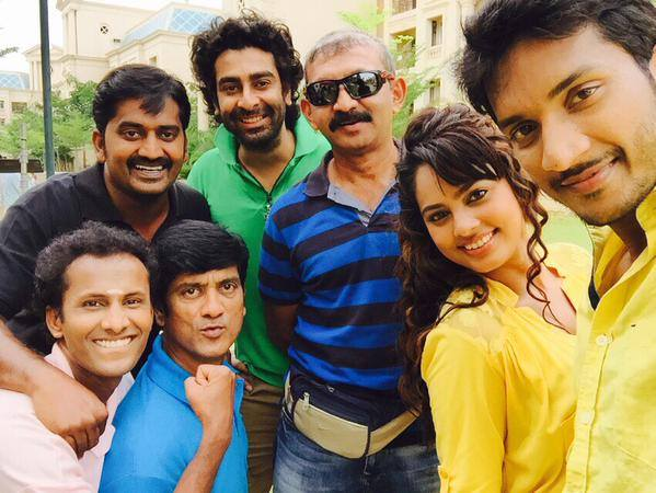 Uppu Karuvad Shooting Wrapped!