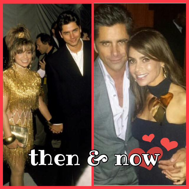 RT @drbombay76: @PaulaAbdul @JohnStamos always my favorite celeb couple...even if they aren't a couple. 😻 http://t.co/zqyQhDgUtu
