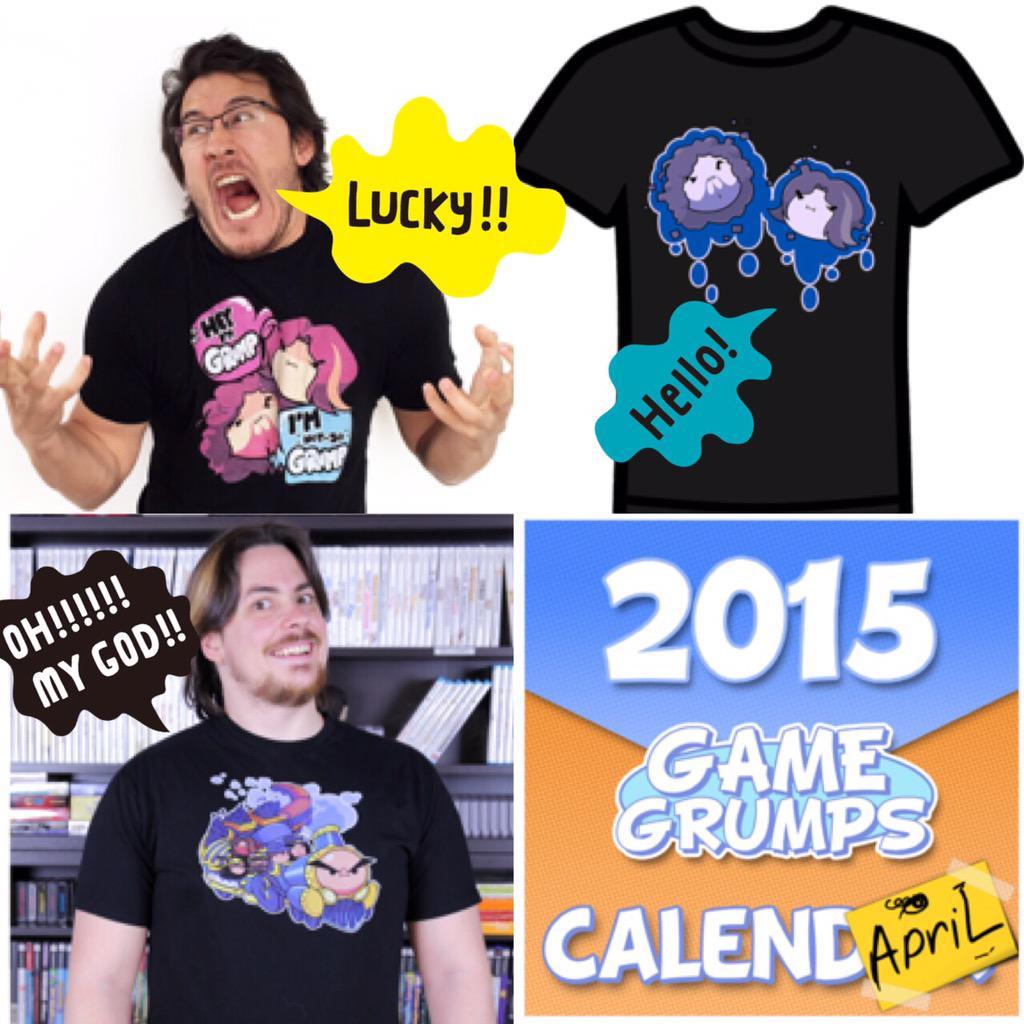 T-Shirt Game Grumps Spoofy Shirt Great Idea Shirt for Gift Men