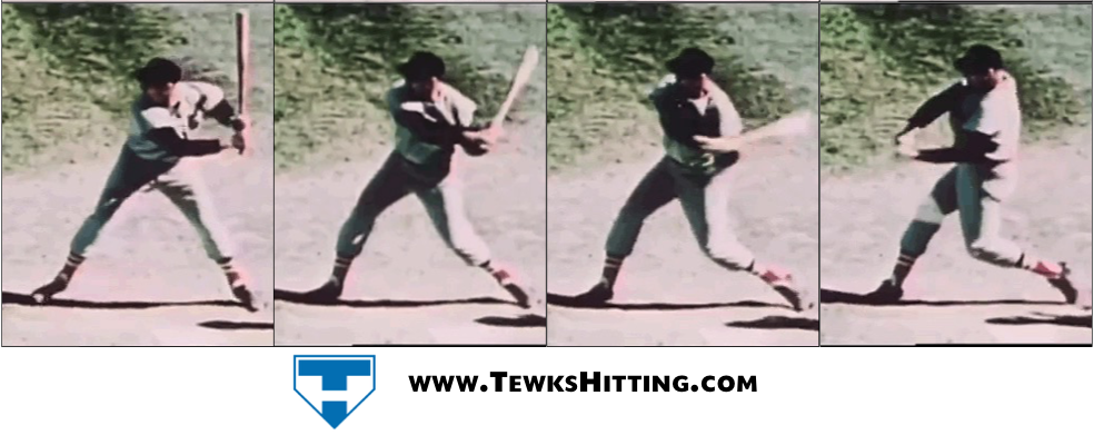 Bobby Tewksbary On Twitter Ted Williams Swing Sequence