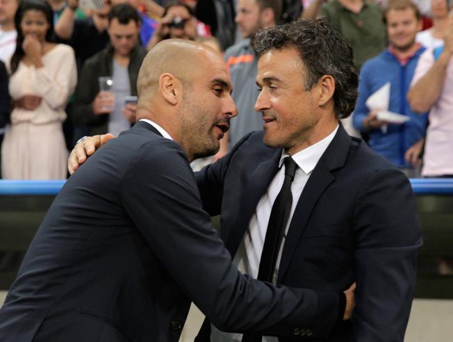 Enrique vuole il Barcellona campione d'Europa, alle 20:45 Real Madrid-Juventus in Diretta TV e Streaming